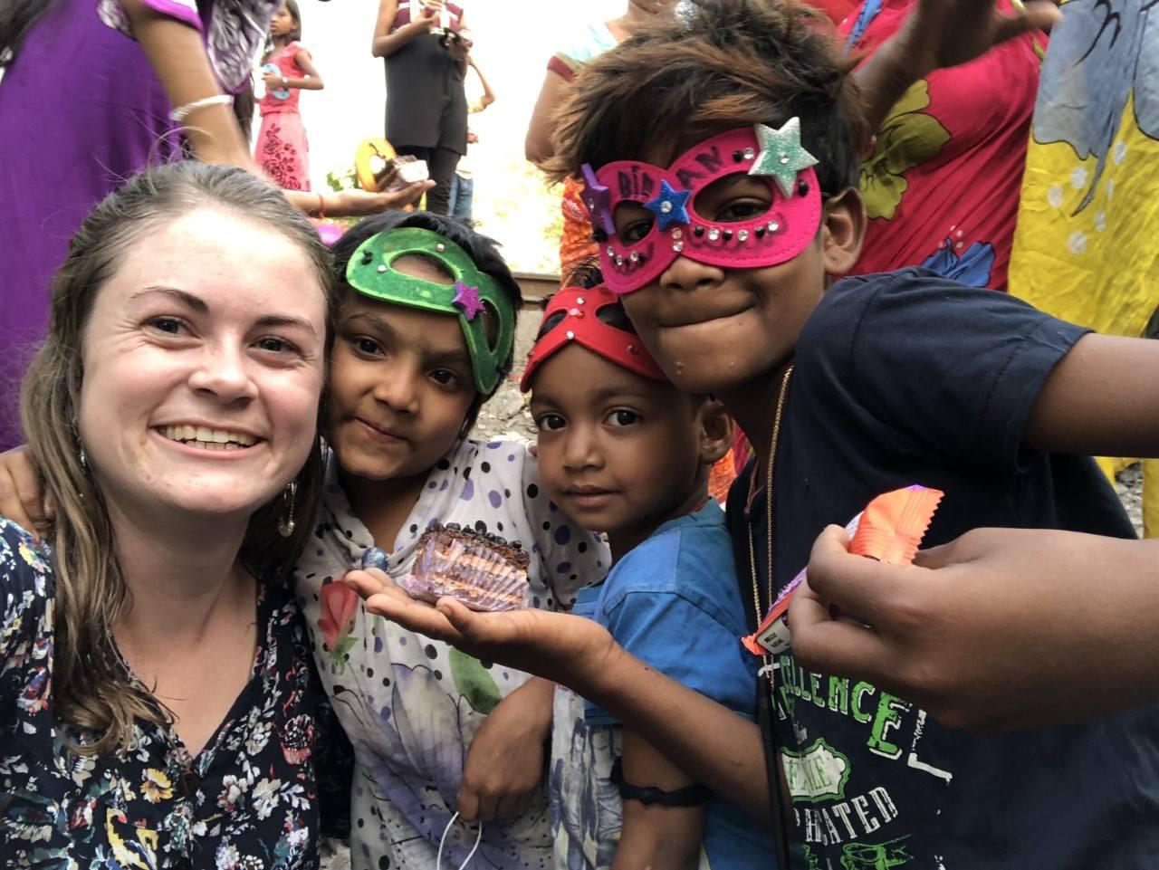 Volunteer in India with Mukti